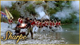 Sharpe Brings Lieutenant Colonel Girdwood Into An Actual Battle | Sharpe