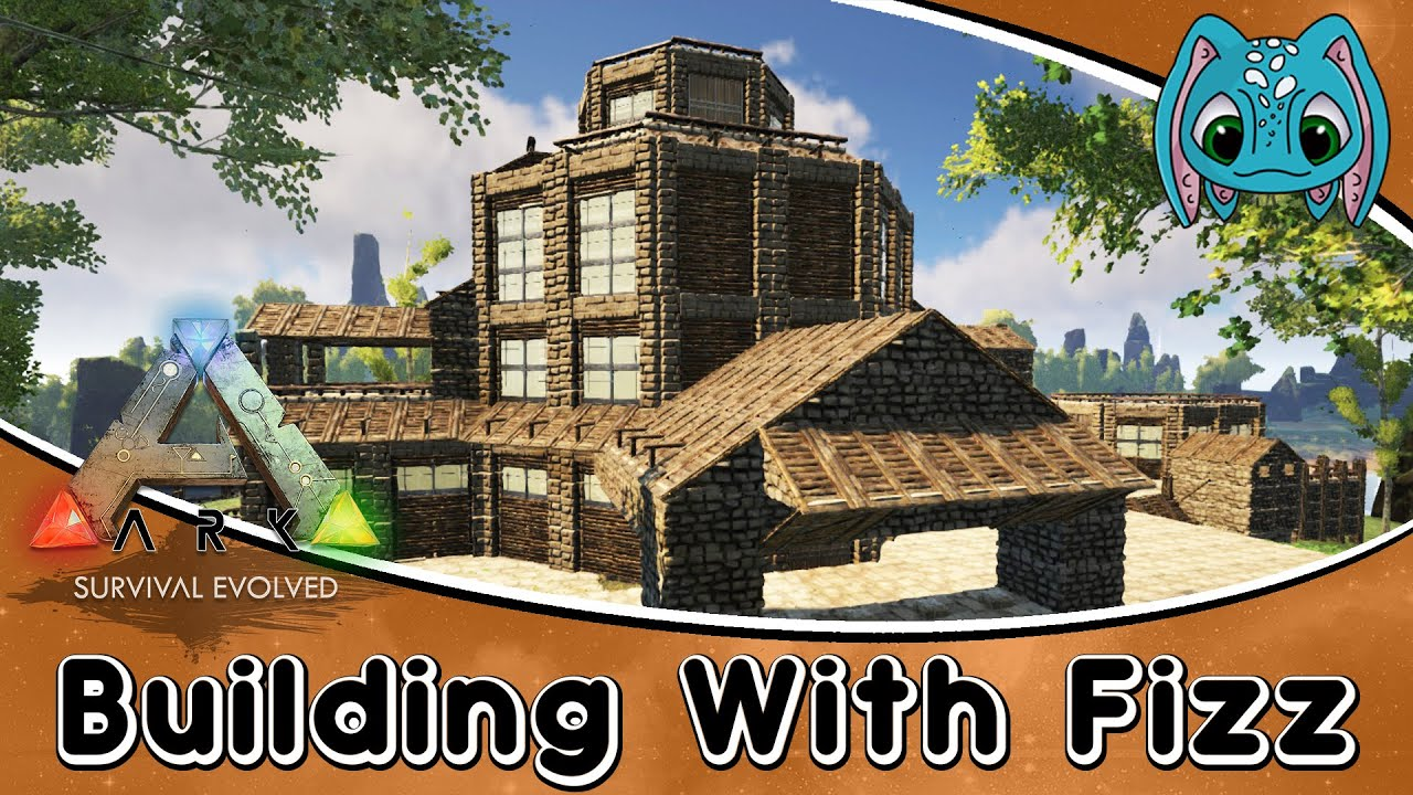 Amazing Home Interior Design Ideas Ark Survival Evolved Building W Fizz Pve Base Build