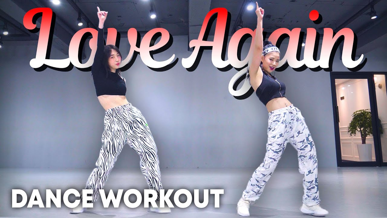 [Dance Workout] Dua Lipa - Love Again | MYLEE Cardio Dance Workout, Dance Fitness | Love Again Dance