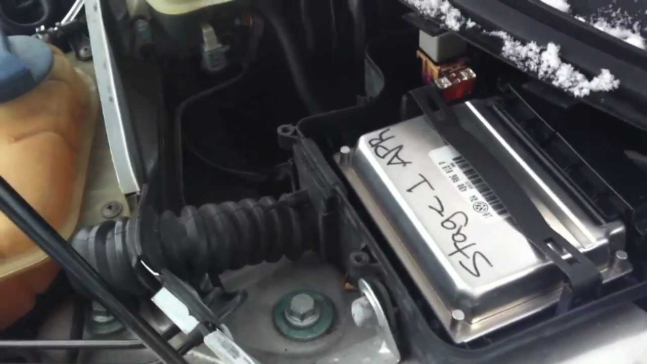 audi a4 b5 ecu how to [ 1280 x 720 Pixel ]