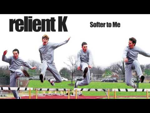 Relient K   Softer to Me (Official Audio Stream)