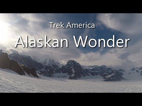 Trek America - Alaskan Wonder
