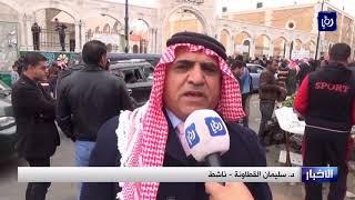 محافظات المملكة تشهد مظاهرات رافضة لقرار واشنطن بشأن القدس - (29-12-2017)