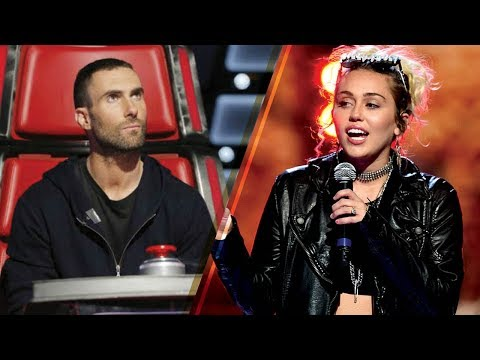 Miley Cyrus WARNS Adam Levine About His Daughter Becoming Like Her