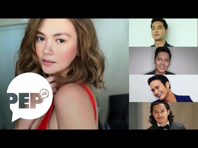 Angelica Panganiban who to choose: Zanjoe, Carlo, JM or JC?