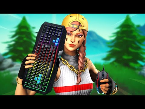 Best Keybinds for Beginners/switching to Keyboard Fortnite Chapter Two