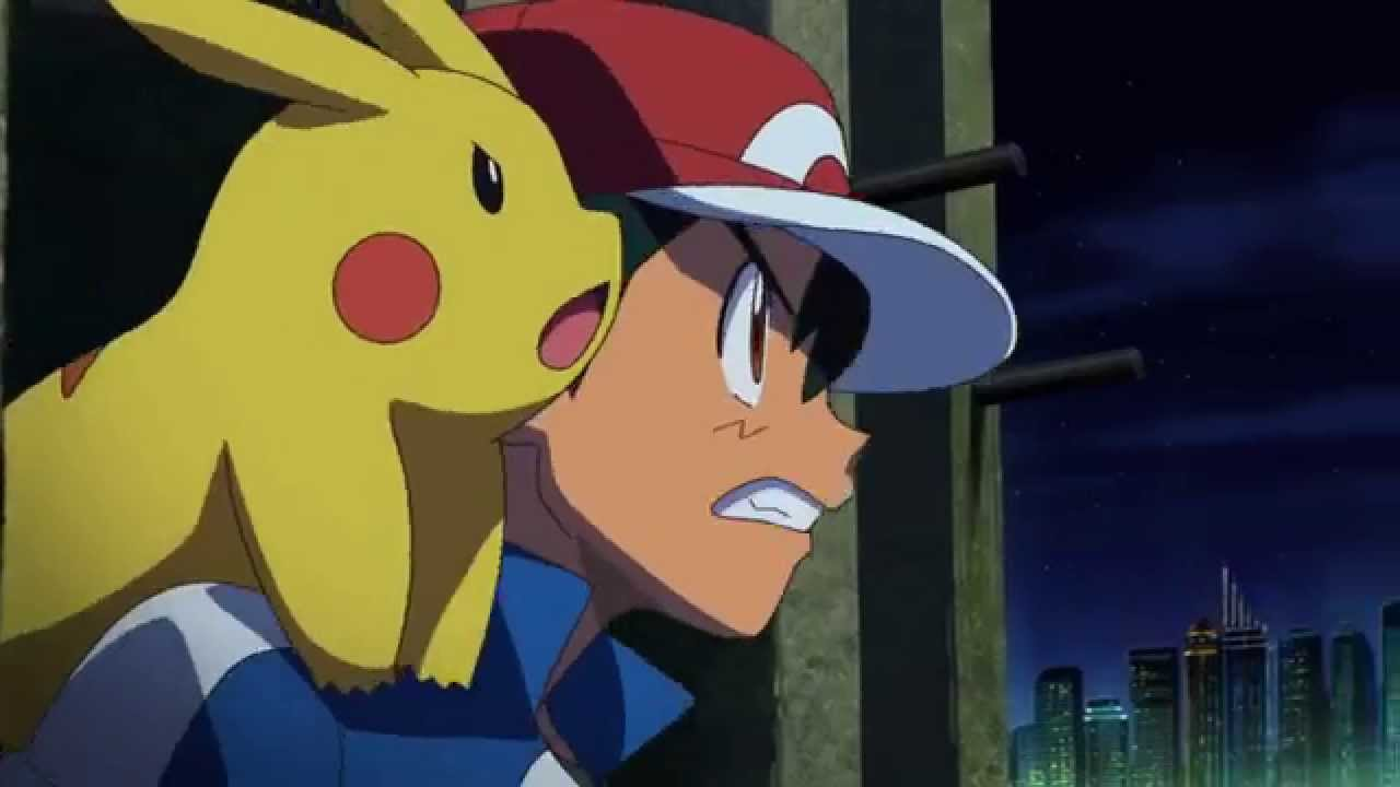 Pokémon The Movie Hoopa And The Clash Of Ages Trailer Youtube