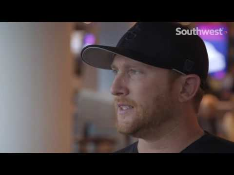 Cole Swindell: You Should Be Here LIVE on Southwest Airlines