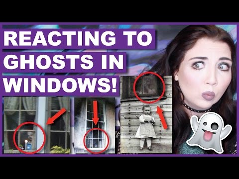 Reacting To Ghosts Spotted In Windows