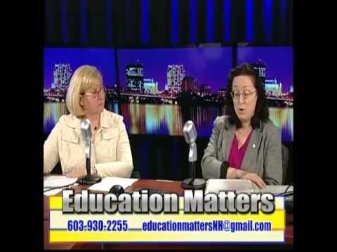 Education Matters Episode 18 June 2, 2014   Ross Terrio