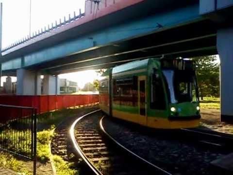 Tramwaje W Poznaniu - Trams In Poznan