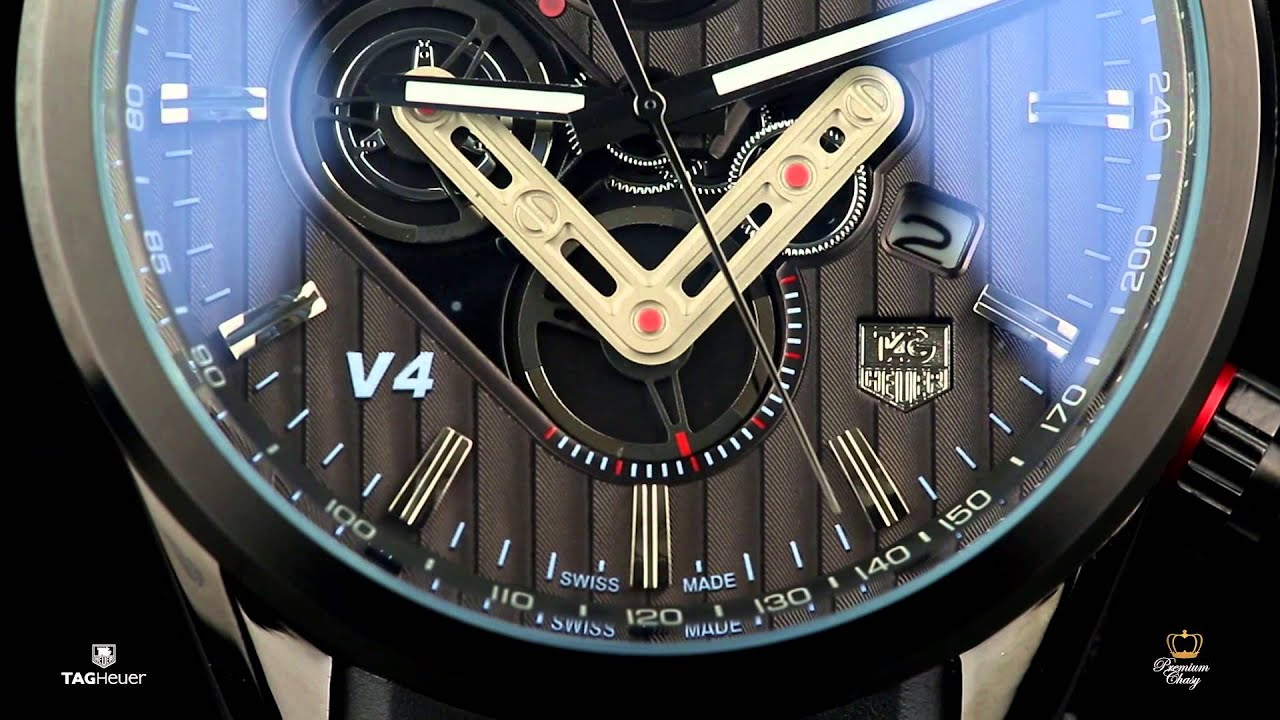 This Tag: TAG Heuer V4
