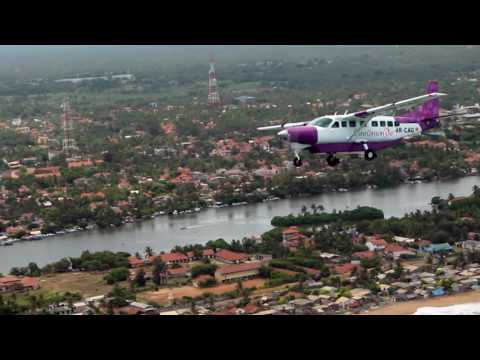 Air-to-Air footage of Cessna 208B Grand Caravan
