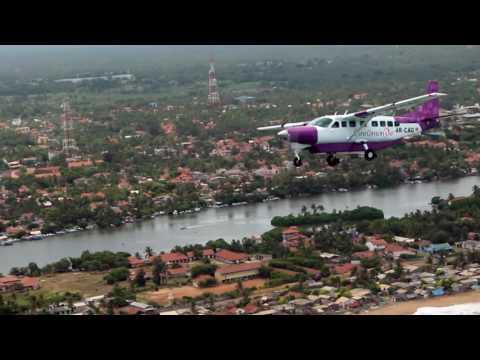 Air-to-Air footage of Cessna 208B Grand Caravan