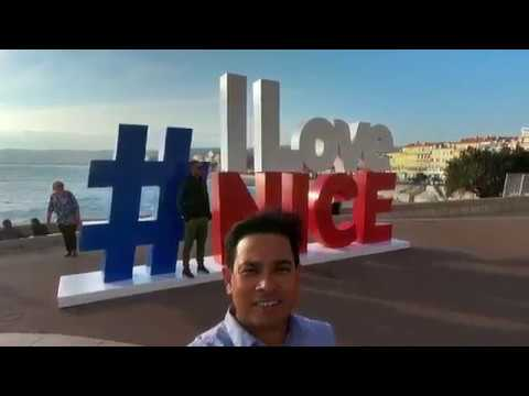 A day tour of Nice in France