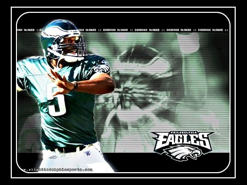 Donovan Mcnabb Highlights || Throwback