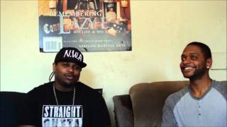 Lil Eazy Talks NWA movie, Suge Knight, Jerry Heller 2015 Interview!