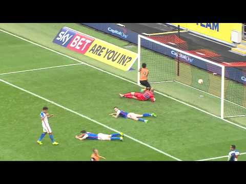 Highlights: Hull City 1 Blackburn Rovers 1