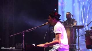 Download Mp3 Glenn Fredly - Sekali Ini Saja @ Synchronize Fest 2016  Hd