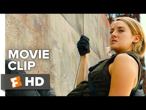 The Divergent Series: Allegiant Movie CLIP - Generator (2016) - Shailene Woodley Movie HD