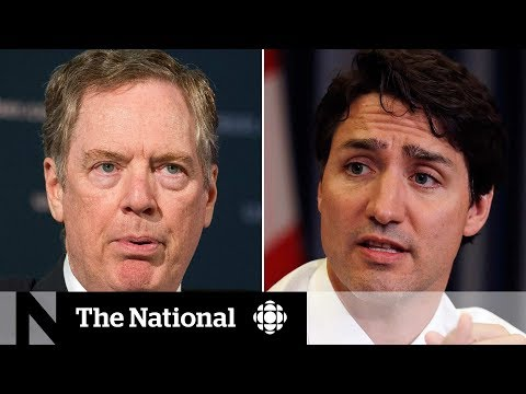 Deal or no deal on NAFTA: Canada and U.S. send mixed messages