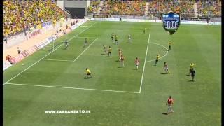 Cádiz 1 - Bilbao Athletic 1 (28-06-15)