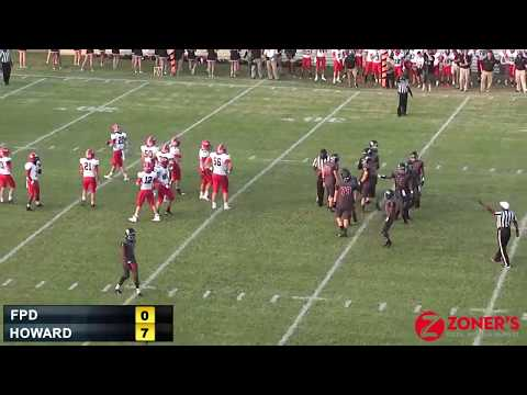 FPD Vikings Vs. Howard Huskies Football - LIVE - 8/24/2018