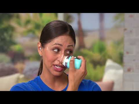 Clarisonic Mia Fit Sonic Cleansing System On QVC