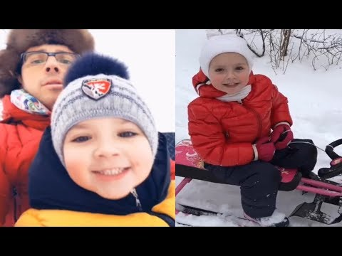 Лиза и Гарри Галкины-4 новых сюжета декабря 2018 в одном видео - Познавательные и прикольные видеоролики