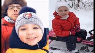 Лиза и Гарри Галкины-4 новых сюжета декабря 2018 в одном видео