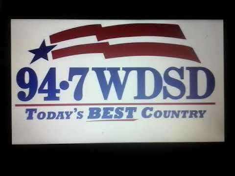 WDSD-FM 94.7 Dover, Delaware 2013 Radio Listening Station Identification