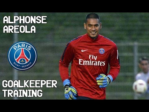 Alphonse Areola / Goalkeeper Training / PSG !