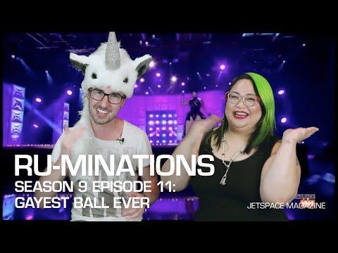 Ru-minations: Gayest Ball Ever