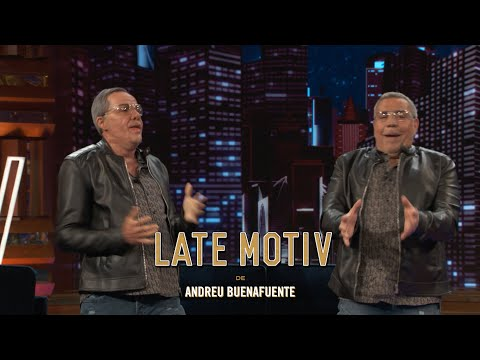 LATE MOTIV - Raúl Pérez y Juan Salazar. Chunguito y medio | #LateMotiv817