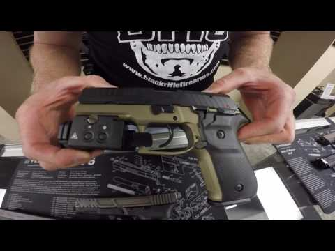Black Rifle Firearms - Marion, OH