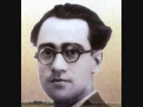 ANTONIO JOSÉ  - SONATA GALLEGA PARA PIANO (1926)  - PRIMER MOVIMIENTO (2)