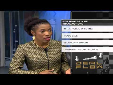 Strategies followed by private equities investors in Africa