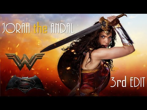 Wonder Woman Suite (Theme) Third Edit