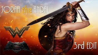 Wonder Woman Suite (Theme) Third Edit