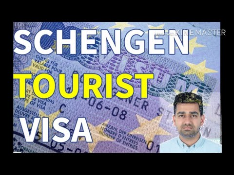 Process Of Europe Tourist Schengen Visa From Pakistan