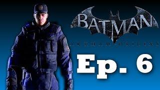 Batman: Arkham Origins Ep. 6 (Entering The GCPD)