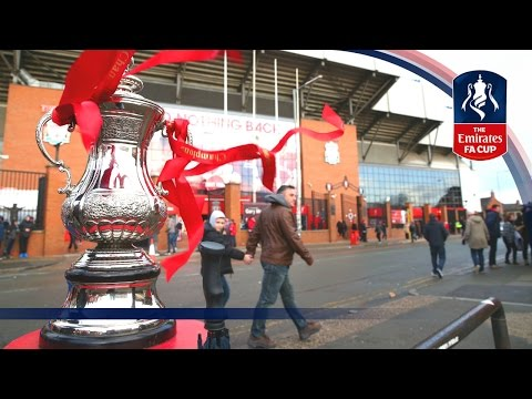 Live Draw - Emirates FA Cup 4th Round