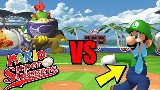 Nintendo Wii U - Mario Super Sluggers - FUN HOUSE VS FUN MANSION [SHUT OUT!] [1]
