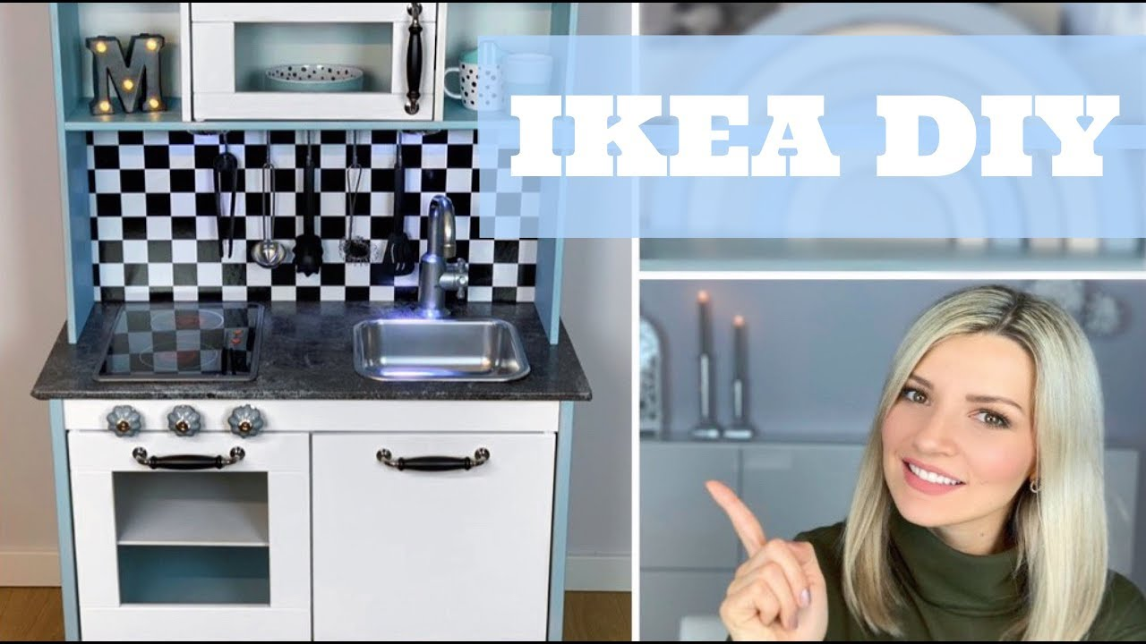 Ikea Duktig Kinderkuche Pimpen Do It Yourself