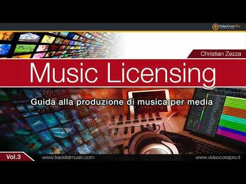 Music Licensing Vol.3 - Presentazione del tutorial