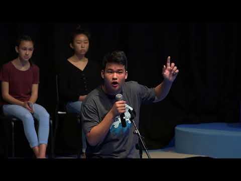 8th Grade Damon Speech Contest (March 7, 2018)