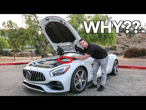 5 Things I HATE About The 2018 Mercedes AMG GT Roadster
