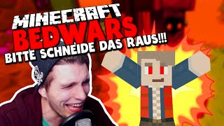 BITTE SCHNEIDE DAS RAUS!!! ✪ Minecraft Bedwars XXL Woche Tag 3 mit Herr Bergmann
