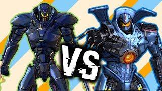 Obsidian Fury VS Gipsy Danger Battle Damaged! (War Games) | Pacific Rim Breach Wars