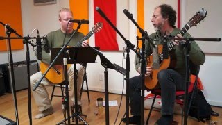 """Sonatine Bureaucratique"" by Erik Satie (Andrew York and Scott Morris, guitars)"